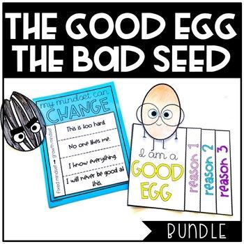 The Good Egg The Bad Seed BUNDLE