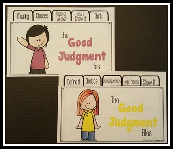 The Good Judgment Files