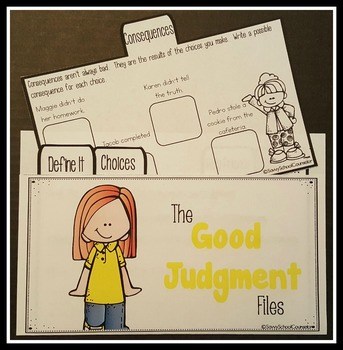 The Good Judgment Files and Pamphlet