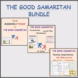 The Good Samaritan - Assembly, Lesson and Worksheet/Activi