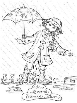 Free The Good Samaritan Coloring Pages, Download Free Clip Art ... | 350x263