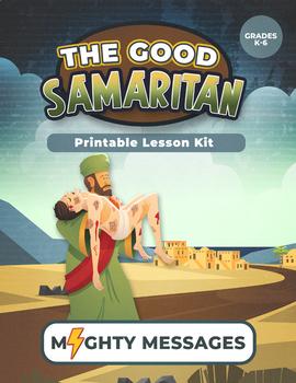 The Good Samaritan Sunday School Lesson [Printable & No-Prep]