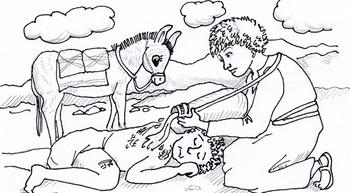 The Good Samaritan and his Donkey