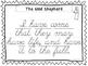 The Good Shepherd Cursive Scripture Tracing Worksheets. Bi