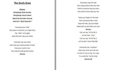 The Goofy Song (lyrics)