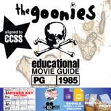 The Goonies Movie Guide | Questions | Worksheet (PG - 1985)