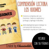 The Goonies Reading Comprehension in Spanish