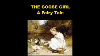 The Goose Girl PowerPoint