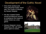 The Gothic Novel Powerpoint Presentation