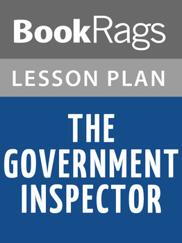 The Government Inspector Lesson Plans