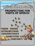 The Grammar Game - Prospecting for Parts of Speech