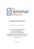 The Grammar Sharpener Workbook Tests 1 to 10