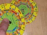 The Grammar Wheels