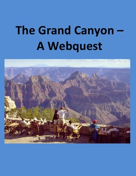 4th grade geography webquests resources lesson plans teachers the grand canyon webquest to study erosion publicscrutiny Image collections