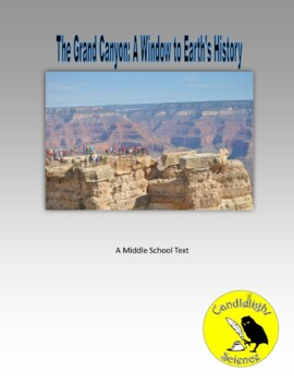 The Grand Canyon: A Window to Earth's History (1070L) - Science Text