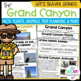 The Grand Canyon:  Informational text, plants & animals /