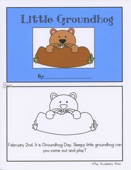 The Grandeur of Groundhogs Freebie