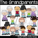 The Grandparents Clipart Collection
