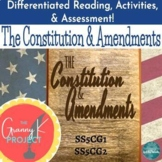 THE CONSTITUTION & AMENDMENTS-The Granny K Project!