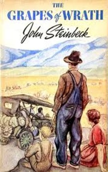 The Grapes of Wrath - Creative and Functional Writing Assignments