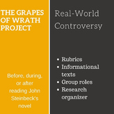 The Grapes of Wrath: Exploring Controversy Project (Inform