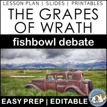 The Grapes of Wrath Fishbowl Debate