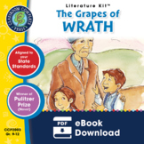 The Grapes of Wrath - Literature Kit Gr. 9-12