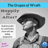 The Grapes of Wrath - Happily Ever After? Novel extension