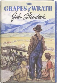 The Grapes of Wrath: Summary /Essays /Test /Answer Key/ Vocabulary