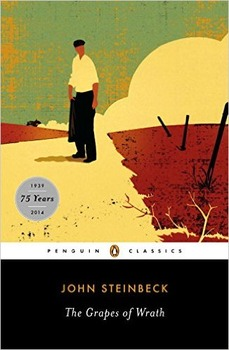 The Grapes of Wrath by Steinbeck Discussion/ Chapter Questions/ Study Guide