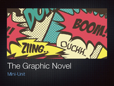 The Graphic Novel Mini-Unit