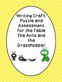 The Grasshopper and Ants