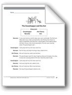 The Grasshopper and the Ant (Readers' Theater)