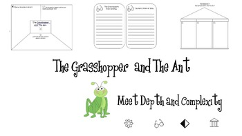 The Grasshopper & the Ant Meet Depth and Complexity