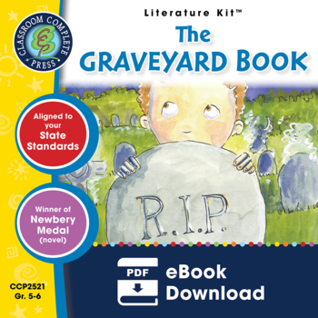 The Graveyard Book Gr. 5-6