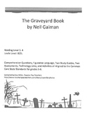 The Graveyard Book Novel Unit