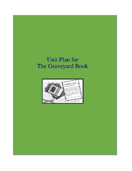 The Graveyard Book Complete Literature and Grammar Unit