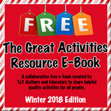 The Great Activities Resource E-Book