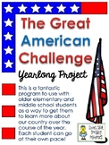 The Great American Challenge - Yearlong Social Studies Project