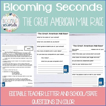 The Great American Mail Race