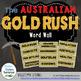 The Great Australian Gold Rush Lapbook MEGA Bundle