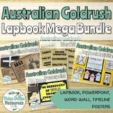 Year 5 HASS Australian Curriculum Australian Gold Rush Unit Bundle