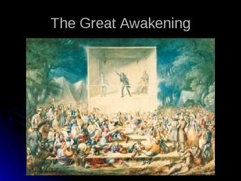 The Great Awakening Powerpoint