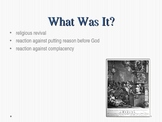The Great Awakening in Colonial America PowerPoint