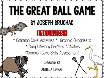 The Great Ball Game: Aligning 2nd Grade Houghton Mifflin to the Common Core