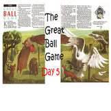 The Great Ball Game Day 5 Smartboard Lesson