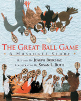 The Great Ball Game Vocabulary PowerPoint