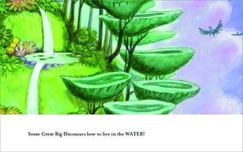 The Great Big Dinosaur