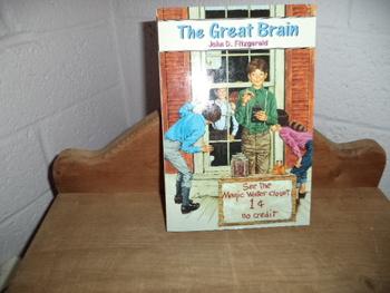 The Great Brain ISBN 0-440-43071-2