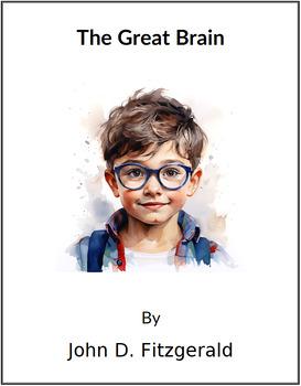 The Great Brain - (Reed Novel Studies)